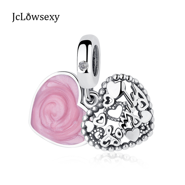 pandora charm love family sterling silver