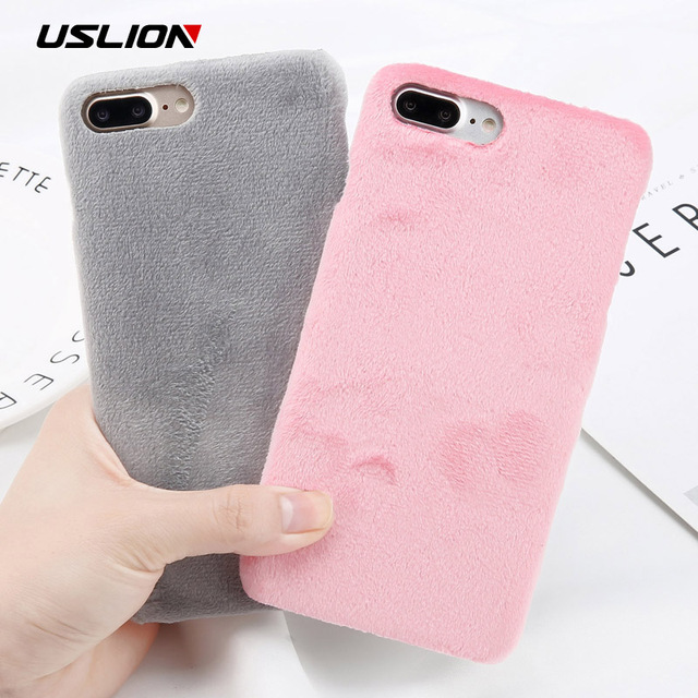 iphone 8 plus cases fluffy
