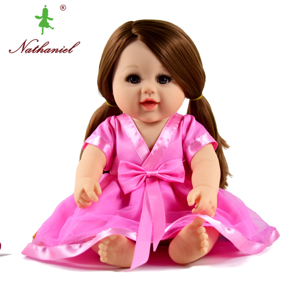 Real Toys For Girls : Cm real reborn baby dolls toy for children diy toys