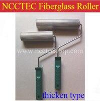 Normal Frame 20 150 Mm Fiberglass Laminating Aluminum Paddle Stripes Roller FREE Shipping 0 8