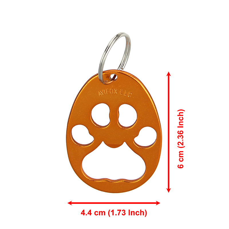 1 PCS Bottle Opener Keychains Zinc Alloy Beer Opener Can Personalized Key Ring