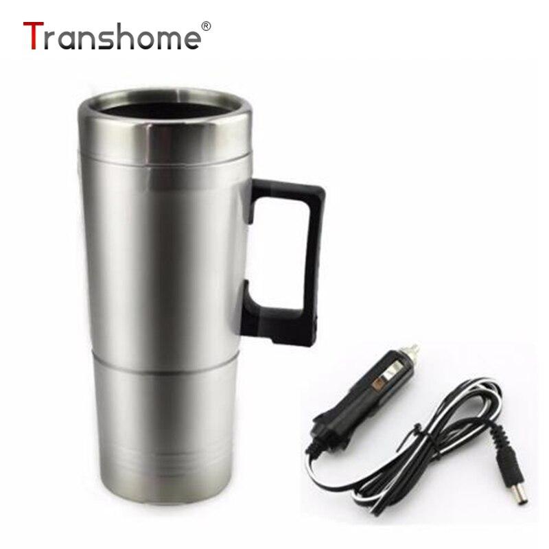 Aliexpress Com Buy Transhome Thermal Cup 12v Car Kettle