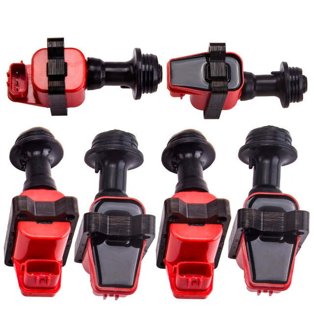 US $126 15 13% OFF Ignition Coil Pack For Nissan Skyline R32 RB20DET S1 R33  RB25DET RB26DETT Series 1 RB20 RB25 RB26 60U01 on Aliexpress com   Alibaba
