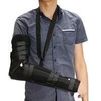 מרופד כתף קלע רצועת תמיכת סד סד מרפק זרוע פגיעת כאב הקלה