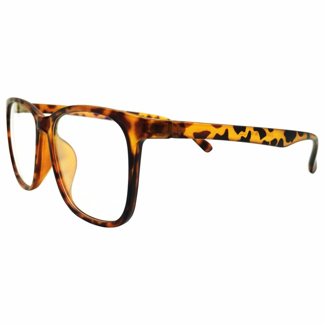 Southern Seas Tortoise Clear Lens Frames Glasses Mens Womens Full ...