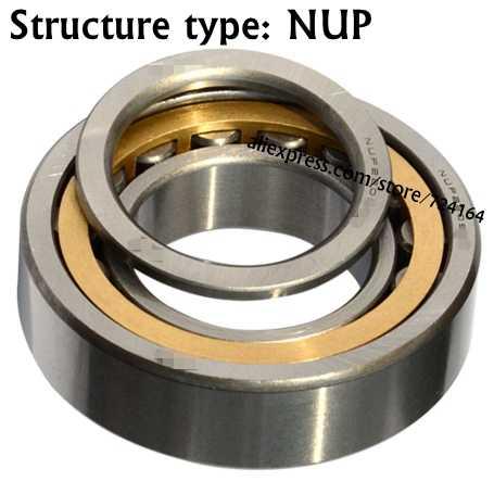 100x215x47mm łożyska wałeczkowe NJ320 NU320 N320 NF320 RN320 NUP320 100*215*47 E EM M C3 ECP C4 MA J NUP320E