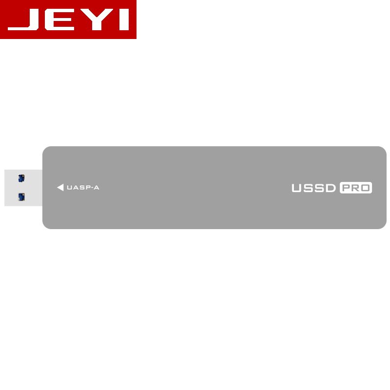 JEYI X6 X6L USB3.1 M.2 NGFF Solid State Removable SSD Mobile Drive Scalable Interfaces Via Vl716 Support TRIM SATA3 6Gbps UASP