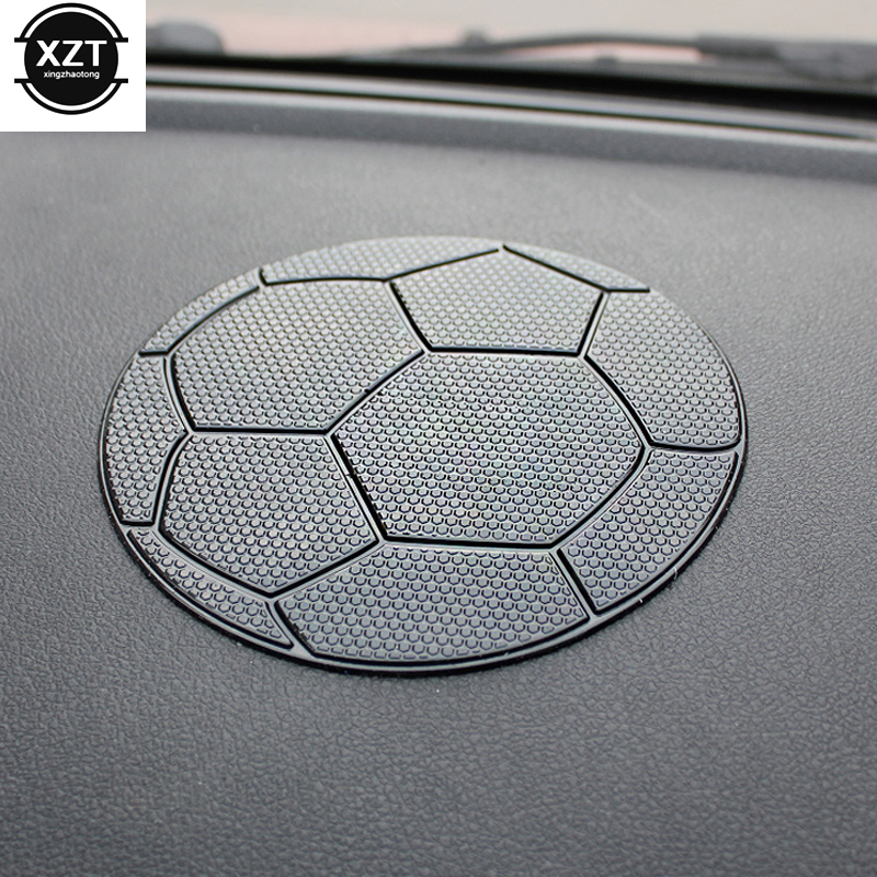 Interior Car Football Anti-Slip Dashboard Sticky For Pad Non-slip Mat Holder GPS Cell Phone Key Holders