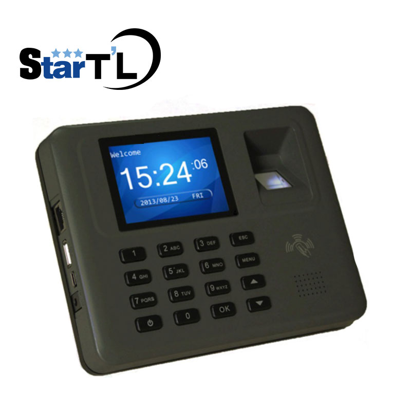 Tcp/ip Fingerprint Rfid Card Attendance System Employee Fingerprint Time Attendance Management System Time Recording