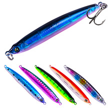 1PCS/Classic Luya Bait Pencil VIB Bionic 76mm/8g Fishing Lure Gear  ice fish fishing tackle