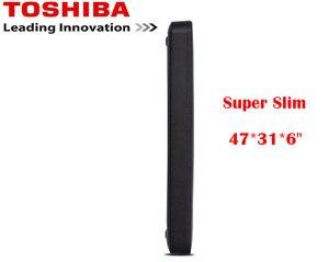 Image 3 - Toshiba דיסק קשיח נייד 1 TB 2 TB 3TB 4 TB HDD חיצוני כונן קשיח 1 TB 2 TB 4 TB דיסקו Duro HD Externo USB3.0 HDD 2.5 כונן קשיח