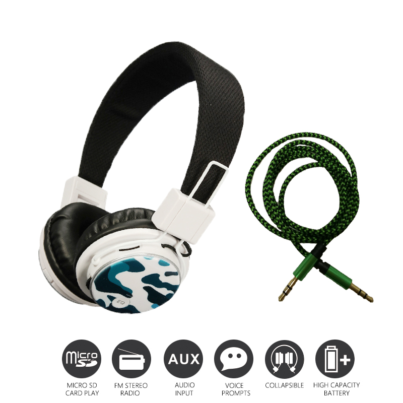 Economic Set: Original NIA 8809S + AUX Cable a Set Headphone sport with fm economic set original nia q1 8 gb micro sd card a set bluetooth headphone wireless sport headsets foldable bluetooth earphone
