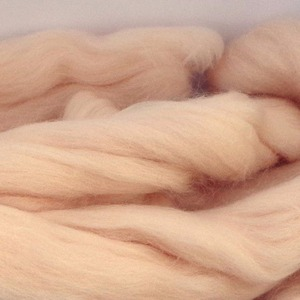 50g Merino Roving Wool Fibre Dyed Wool Tops DIY Needle Felting Felting Wool Wool Fiber Light Pink