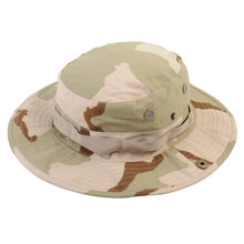 CS Force Camo Cover Military Wide Brim Camouflage Cap Men Sport Hunting Fishing Camping Boonie Hat Masculino