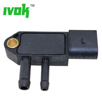 Brand New Diesel DPF Differential Pressure Sensor For Audi A3 A4 A6 A8 Q7 1 9