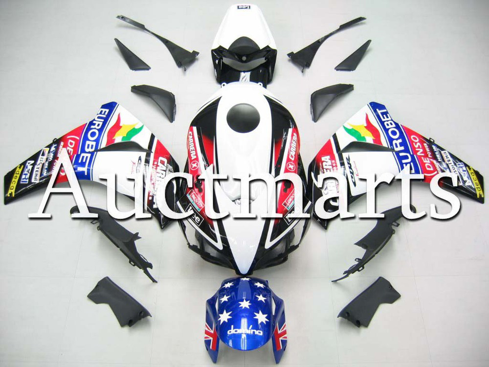 For Honda CBR 1000RR 2008 2009 2010 2011 CBR 1000 RR ABS Plastic motorcycle Fairing Kit Bodywork CBR1000RR 08 09 10 11 C04 arashi motorcycle radiator grille protective cover grill guard protector for 2008 2009 2010 2011 honda cbr1000rr cbr 1000 rr