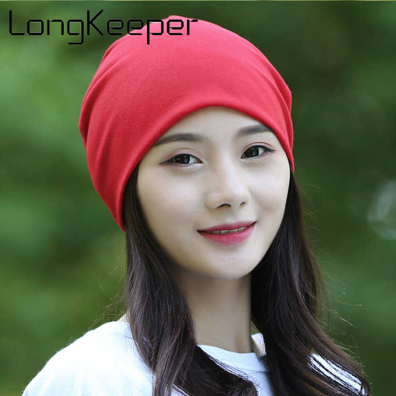 Women Soild Color Knitted Cotton Hat   Skullies   Unisex Women Men Hat Spring Autumn Outdoor Casual Sport Hip-Pop Cap   Beanies