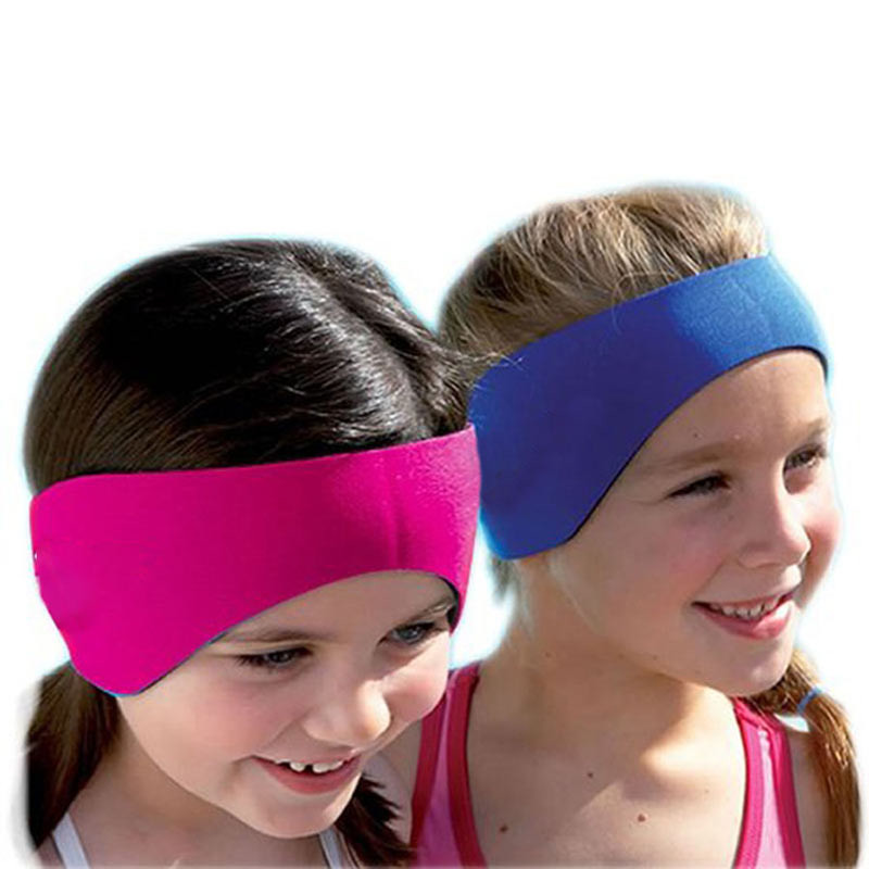 New Kid Swimming Head Band Adult Children Swimming Bathing Water Repellent Ear Band Accessories For Kids Children