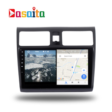 Car 1 din radio android 7.1 GPS Navi for Suzuki Swift 2008 + autoradio navigation head unit multimedia video play stereo 2Gb Ram