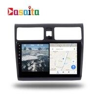 Car 1 Din Radio Android 7 1 GPS Navi For Suzuki Swift 2008 Autoradio Navigation Head
