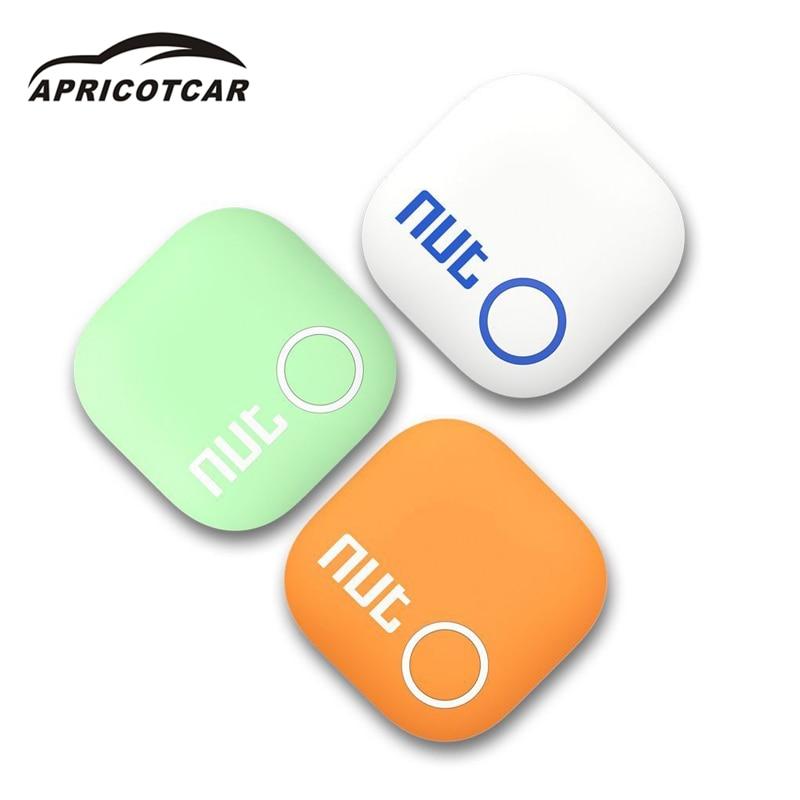 Rastreadores GPS Bluetooth rastreador de llaves inalámbrico Anti Perdida equipaje con botón SOS para coches niños ancianos mascotas localizador