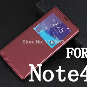 Luxury Flip Leather Case Slim