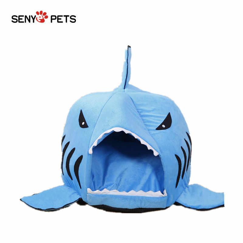 Detail Feedback Fragen Uber Weiche Hund Katze Bett Cartoon Shark