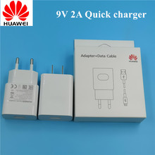Original Huawei nova 3 Charger P9/p10/mate 20 lite p8 4 2 2i Honor 8 9 p20 MATE y6 2017 QC 2.0 QUICK CHARGE adapter