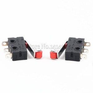 Image 3 - 10 sztuk gorąca sprzedaż mały mikroprzełącznik 3Pin z wyłącznikiem krańcowym rolki