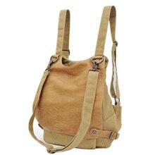 2016 женщины повседневная холст рюкзаки старинные путешествия школьный рюкзак для женщин AXB29