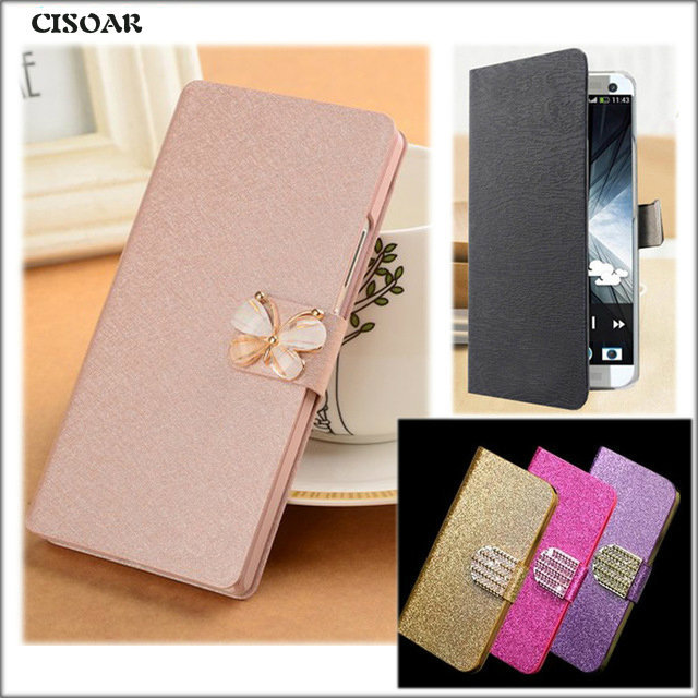 (3 Styles) High Quality Pu Leather Wallet Flip case for Sony Xperia Go ST27I cell phone cover with card slots Free shipping