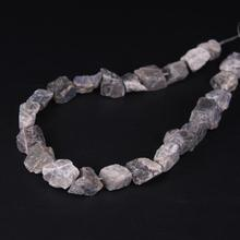 15.5/strand Freeform Flash Labradorite Cut Raw Nugget Loose Beads,Natural Gems Stone Rough Gravel Chips Pendant Jewelry Making 36 40pcs strand faceted aventurine rondelle spacer loose beads natural green gems stone cut nugget pendant beads jewelry making