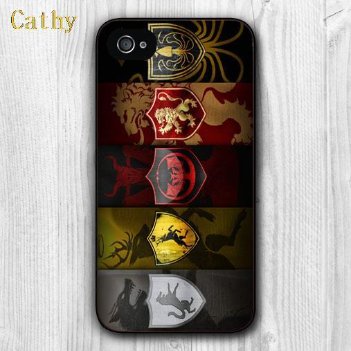 Game of Thrones Country Banners Case for Apple iPhone
