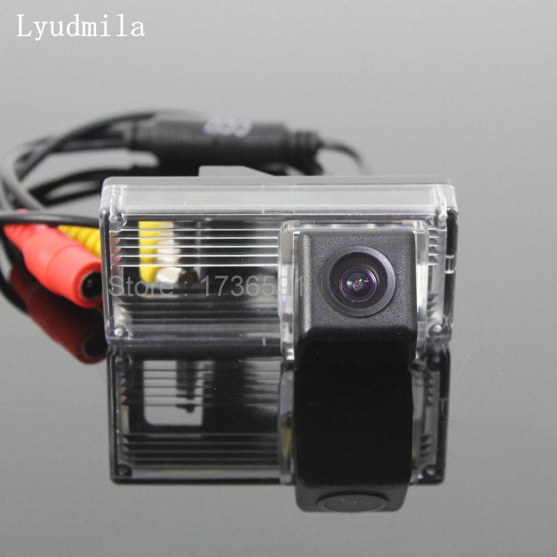 מצלמה אלחוטית עבור טויוטה Land Cruiser LC 100 120 200 / מכונית אחורית להציג מצלמה / HD לגבות הפוך מצלמה / רכב חניה מצלמה