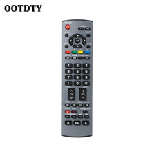 OOTDTY Remote Controller Replacement For Panasonic TV Viera