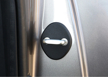 Auto door checks cover and door lock protecting cover,water proof protector for Hyundai IX35,8pcs/lot