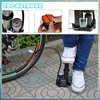 Mini Portable High-pressure Pump Pedal Straddling Inflator for Ball Air Bed Mat Matress Auto Car Inflatable products