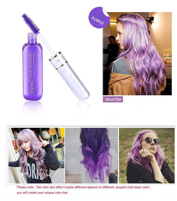 Aliexpress Buy Temporary Hair Color Dye Cream Fast Dry