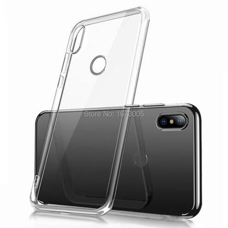 Xiaomi mi8 case cover xiaomi 8 Explorer Version back cover TPU Transparent xiaomi mi8 Soft  caseS coque for xiaomi mi 8 SE case