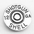 MN2070 2067 shell Jóias Botão de Pressão de Metal Para Pulseira (fit 18mm 20mm Snap)