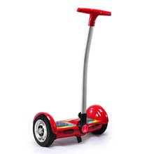 10 inch 2 Wheel Electric Scooter with Hand Smart Balance Drift Hoverboard SUV Self Balancing Board Scooters Oxboard Overboard