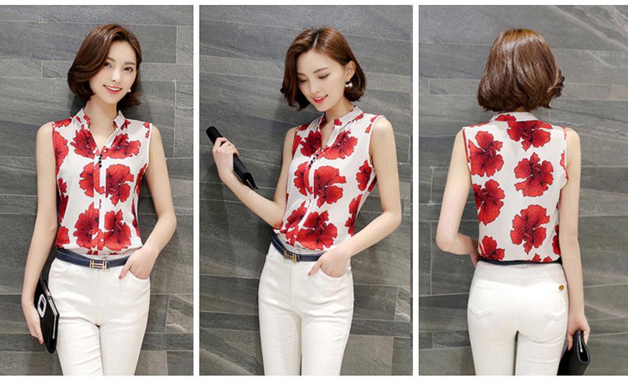 sleeveless shirt women  (4)