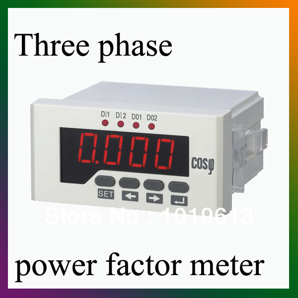 3 Phase Power Meter : Aliexpress buy three phase power meter clamp
