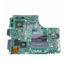 CN-01FK62 01FK62 1FK62 MAIN BOARD For Dell inspiron 3421 5421 Laptop motherboard SR0XL I5-3337U CPU DDR3 GeForce GT730M GPU