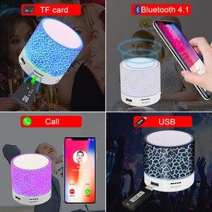 Image 2 - Haut parleur Bluetooth Portable sans fil GETIHU Mini haut parleur Audio stéréo TF USB FM pour colonne dordinateur de téléphone Xiaomi