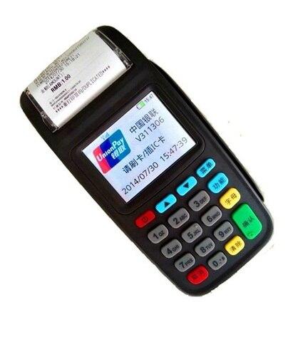 sistema linux terminal pos handheld com gprs