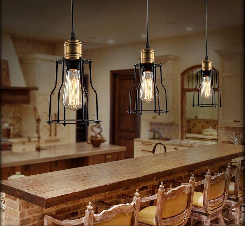 Loft Rh Industrial Warehouse Pendant Lights American: Scandinavian Designer Lamps RH Style LOFT Industrial