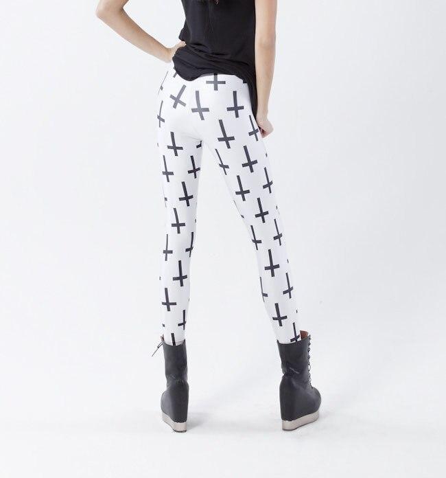 Pantaloni da Donna Effetto Bagnato Lucido Bottone Vita Alta Leggings Pantaloni Yoga piena lunghezza