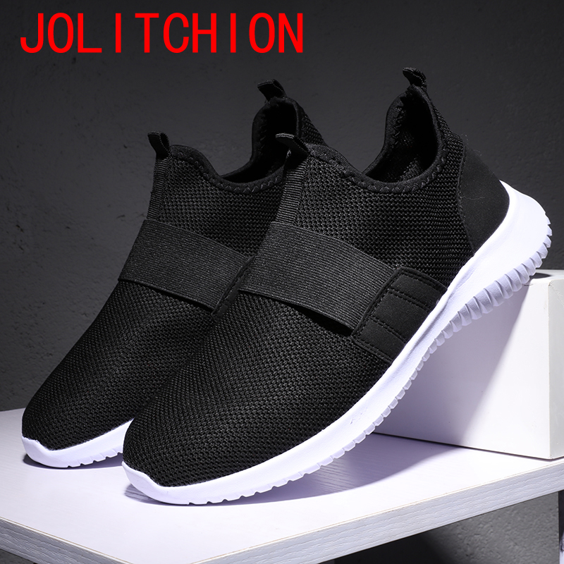 Chaussures Sport 2018 Footwears grey Mâle Mode Sneakers Slip Black Chaussure red Sur Superstar Homme Hommes Maille Tenis w Plus 46 Casual Respirant black CqFwqxt