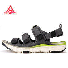 2019 Men's Summer Outdoor Beach Hiking Trekking Sandals Shoes For Men Water Fish Barefoot Sandals Aqua Shoes Man Sandals